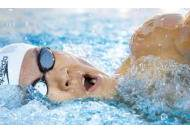 [사진]박태환 시즌 최고 기록, 팬퍼시픽 수영 400m 2연패