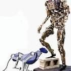 미국은 로봇 우주인 파견, 일본 아시모는 시속 6&#590