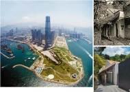 세월의 더께 그대로 홍콩 옛 건물의 드라마틱한 변신