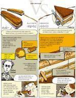 포스터 전성기의 에클레르 VS 이탈리아의 풍미 티라미수