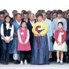 숭례문 복구 기념식 참석한 박 대통령
