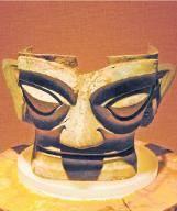 튀어나온 눈, 큰 귀 5000년 전 파촉 유적 황하 문명과 큰 차이