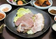 제대로 삭힌 홍어… '대통령의 맛집' 저리 가라