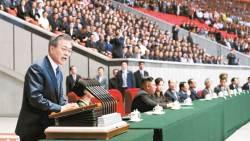 미국, 한국 앞서간다 불평 말고 북행열차 속도 높여라