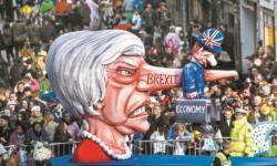 브렉시트 줄다리기 2년 만에 나빠진 경제…런던이 갈라졌다