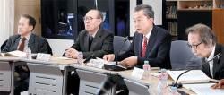 하토야마, 5월 즉위 새 일왕 '한국민 환영 속 방한' 제안