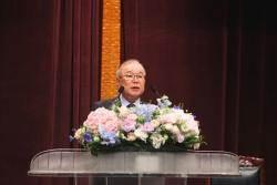 제23대 학교법인 숭실대학교 박광준 이사장 취임