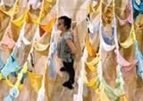 알바 알토의 의자, 마리메코 디자이너의 섬유공예 보러오세요