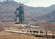 수상한 북 동창리, ICBM 준비 징후…미는 코브라 볼 감시