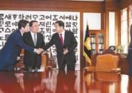 4+1 선거법 협상, 소수당 의석 감소 '연동률 캡'에 막혔다