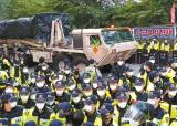 """미·중 갈등 속 한밤 '사드 작전'…""""중국에 설명, 부정 반응 없어"""""""