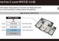 소리 없는 전쟁, 층간소음을 잡아라…대림산업 노이즈 프리 3중 바닥 구조 특허 출원