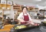 막국수·보리막장·문어구이…신선한 재료가 고향 맛 비결