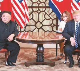 """폼페이오 """"대선 전 북·미 <!HS>회담<!HE> 기대 안 해""""…일각선 """"가을 방콕서 만날 수도"""""""