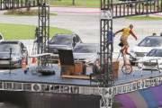 [사진] 서커스도 드라이브 인 관람