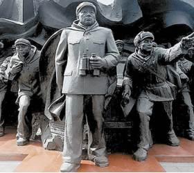 [박보균의 현장 속으로] 서울 점령한 마오쩌둥 군대의 중앙청 승전 춤…<!HS>시진핑<!HE> 중국몽에 어른거려