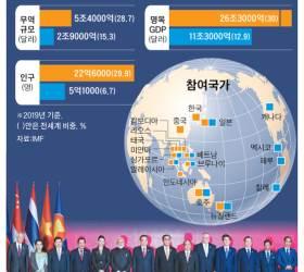 중국 주도 RCEP엔 가입, CPTPP는 불참…난처한 한국