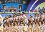이란 권력 핵심 혁명수비대, 대미 협상력 높이려 '꼼수'