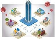 온라인으로 '공간체계' 이동…IT 기업에 권력 집중