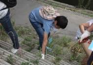 구리지역 학생 300여명, 지구 환경지킴이 자처