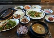 [남양주 맛집] 국산콩 갈아 청국장·콩비지 '구수'...일패동 '외할머니집'