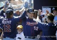 박병호 오른손 수술, 60일짜리 부상자 명단으로 이동…MLB 데뷔 시즌 마감