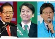 홀대냐? 왕따냐?…대선주자들 '최대 표밭' 수도권 무관심