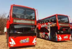 인천시티투어, 2층버스 본격 운행