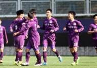 안양 U-18팀, K리그 유소년 팀 중 비디오분석 최다 활용