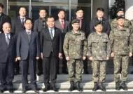 육군수도군단, 새안양회와 자매결연