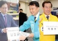 """이재명 """"구태 기득권세력 심판"""" vs 남경필 """"성장 가로막는 건 포퓰리즘"""""""