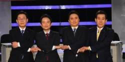 불륜 스캔들·땅투기 의혹 등… 경기도지사 선거판 요동
