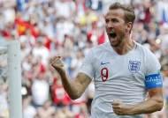 [러시아 월드컵]해리 케인 해트트릭…잉글랜드, 파나마 잡고 16강 진출