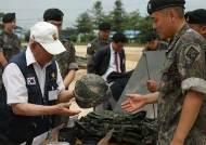 육군 제5기갑여단, 호국보훈의 달 행사 진행