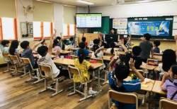 광명하안종합사회복지관, 찾아가는 통일교육 진행