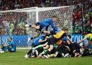 러시아 월드컵 4강은 잉글랜드-크로아티아, 프랑스-벨기에로 압축