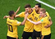 [러시아 월드컵] 벨기에, 잉글랜드 꺾고 역대 월드컵 최고인 3위 등극