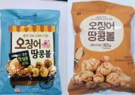 식약처, '오징어 땅콩볼'서 아플라톡신 기준 초과 검출…회수 대상은?