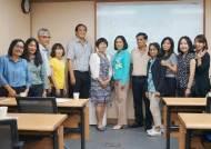 주한 태국대사관, 안산시 다문화지원본부 방문