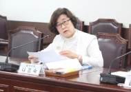 안산시의회 나정숙 도시환경위원장, 한부모가족 지원조례 일부개정 조례안 발의