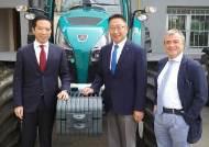 두산인프라코어, 유럽시장 농기계 엔진 진출 본격화