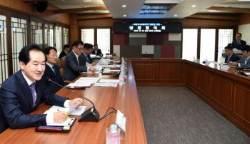 의정부시, 지역 발전을 위한 당정협의회 개최