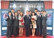 인천시설공단, 글로벌스탠더드경영대상 수상