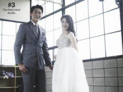 12월 결혼 앞두고 정인욱과 웨딩화보 공개한 허민은 누구? KBS '미녀 개그우먼'…'출발 드림팀2'서 우승하기도