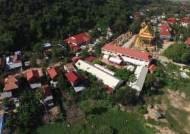 캄보디아 시엠립주에는 '수원마을', '수원중고등학교'가 있다