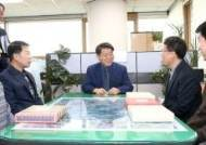 박승원 광명시장, 수험생 응원 격려 메시지 전달
