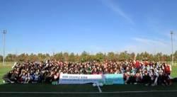 인천대학교 스포츠 마케팅 동아리 '나인포텐'·여자축구 동아리 'INUW FC', 아마추어 여자축구대회 성황리에 막 내려