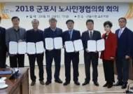 군포시 노·사·민·정 협의회, 2019년 지역경제 발전 위해 공동선언