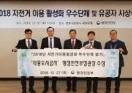 의왕도시공사, 2018 자전거 이용 활성화 우수단체 평가 선정