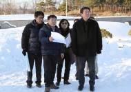 김광철 연천군수, 전곡리 유적 '구석기 겨울축제' 준비점검
